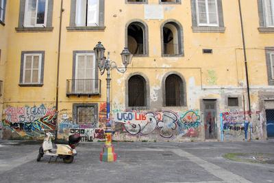 Neapel sehen...