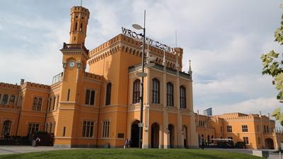 Breslau Hauptbahnhof - Wrocław Główny