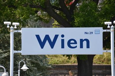erste  Station einer Donaufahrt