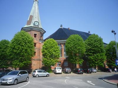 Wilster-Kirche