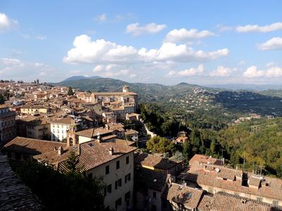 Altstadt von Perugia