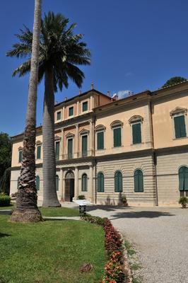 bontanischer Garten Pisa