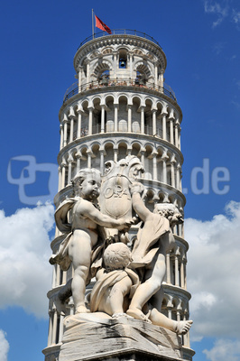 schiefer Turm Pisa