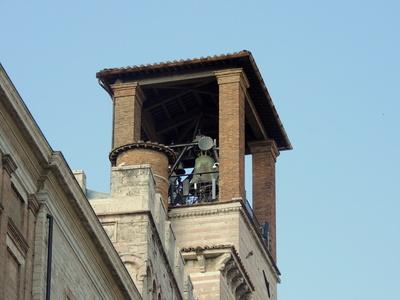 Turm des Palazzo dei Priori