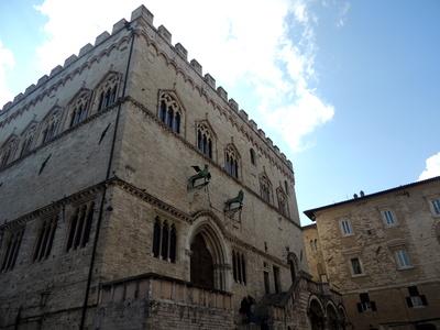 Palazzo dei Priori in Perugia