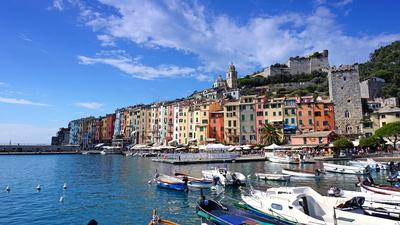 Portovenere - ein Traum in Ligurien