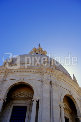 Nationales Pantheon in Lissabon