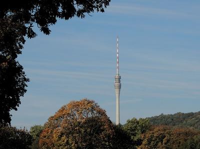 Fernsehturm Dresden-Wachwitz