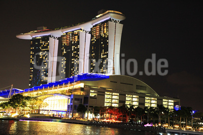 Singapur bei Nacht VII