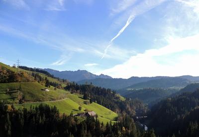 Emmentaler-Landschaft