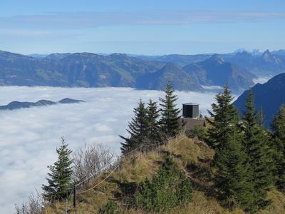 Sicht vom Stanserhorn Richtung Ost