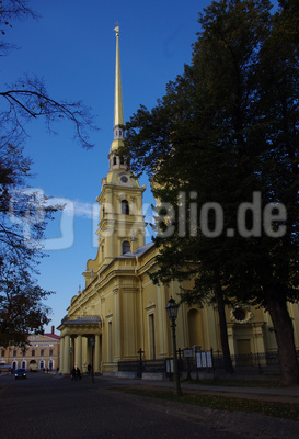Peter und Paul Kathedrale