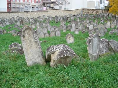 Jüdischer Friedhof / Eisenstadt / Burgenland