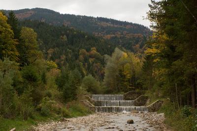 Die Jenbacher Wasserfälle Teil 2