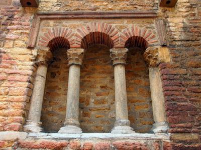 Detail von der Kathedrale in Burgos