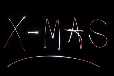 X-MAS (unterstrichen)