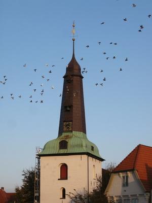 Kirche von Glücksstadt