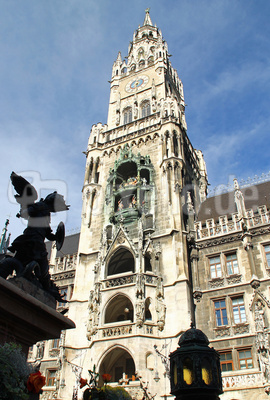 München, Neues Rathaus 02