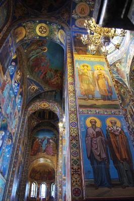Blutskirche St. Peterburg