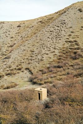 Jüdisches Tempelchen im Gebirge