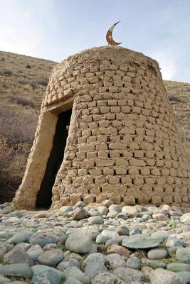 Muslimisches Tempelchen
