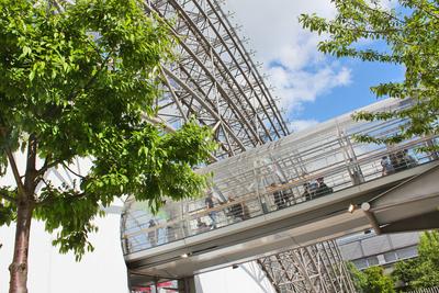 Gläserne Brücke