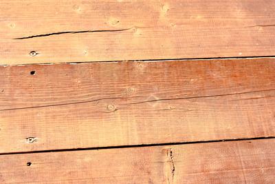 Rötlich braune Holzwand
