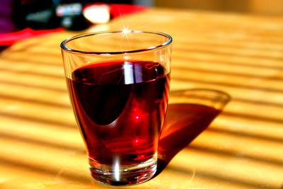 Getränk zum Feierabend