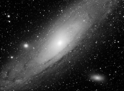 Nachbargalaxie Andromeda M31