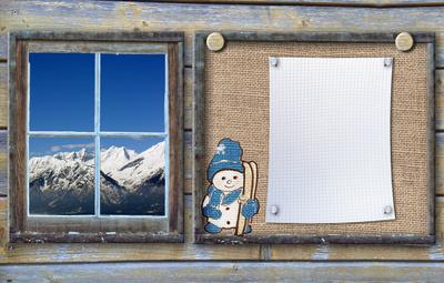 Pinnwand Wintersport