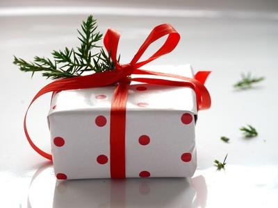 Weihnachtsgeschenk . . .