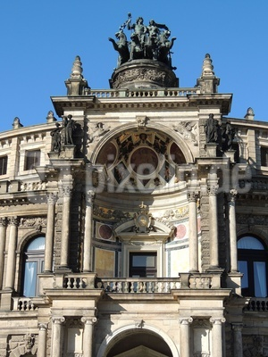 Semperoper Dresden (Exedra)