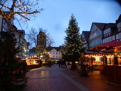 Weihnachtsmarkt in Bad Hersfeld