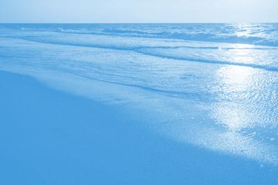 frische kühle Meeresbrise