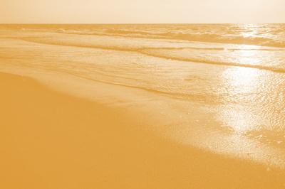 Sommer, Sonne, Meeresstrand