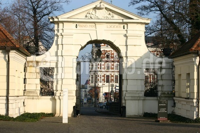 Tor Schloss Köpenick