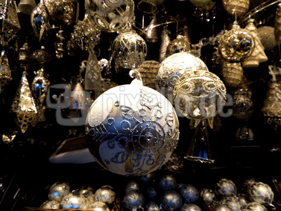 Baumschmuck am Christkindlmarkt