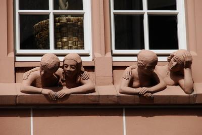 Kunstfenster zu Mainz, Details #1