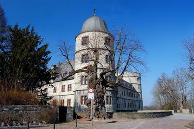Die Wewelsburg zu Büren