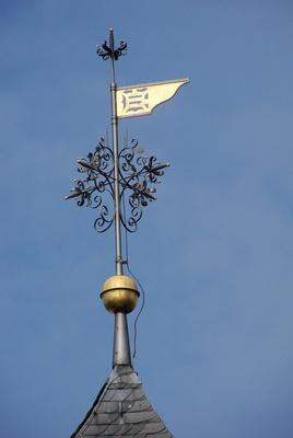 Wetterfahne Schloss Neuhaus zu Paderborn