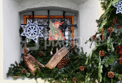 Das Weihnachtsfenster