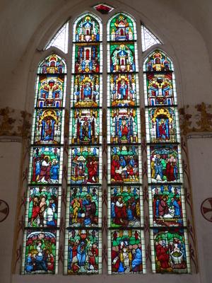 Altes Kirchenfenster
