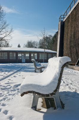 Klarer Wintertag..
