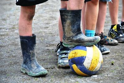 Fußball geht immer