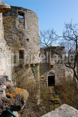 Schloss Dhaun #9
