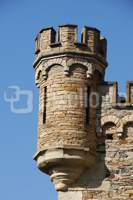 Schloss Dhaun, Detailstudie #2