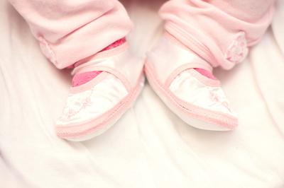 Kleine Füße / Baby