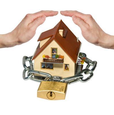Haus schützen