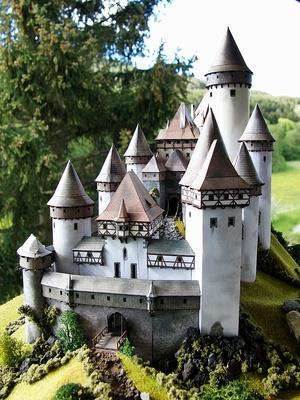Burg Tyrov (Angersbach)