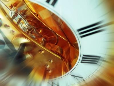 Getriebe der Zeit = Zeitgetriebe